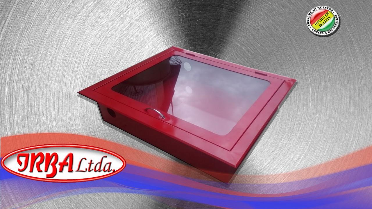Caja para manguera contra-incendios 1