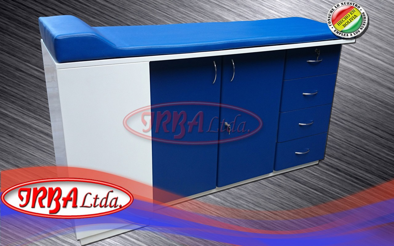 Mueble para carro ambulatorio 4