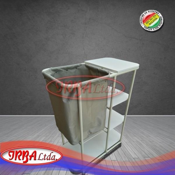 Carro para ropa Sucia y Limpia H-Ca1