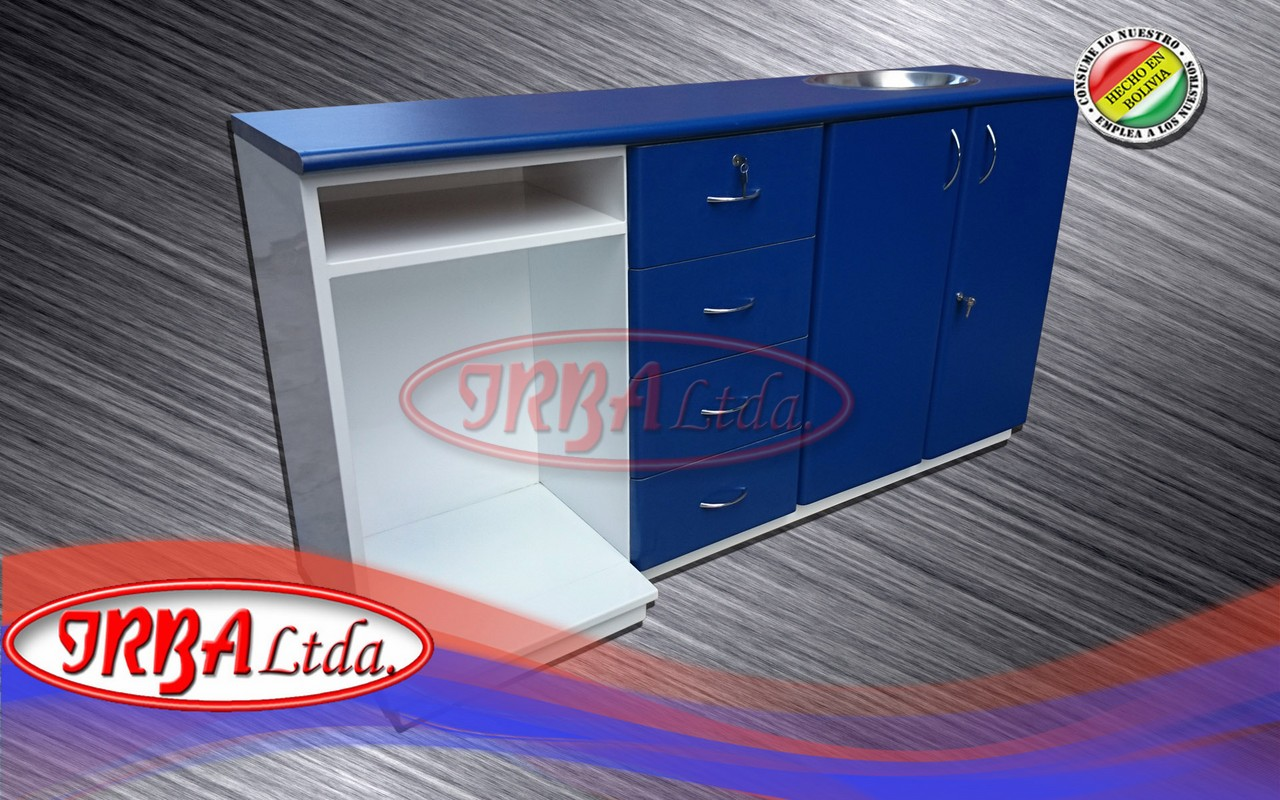 Mueble de carro ambulatorio 1